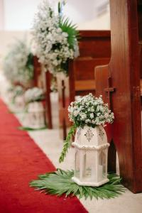 Aisle arrangement