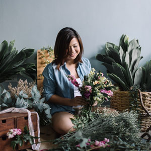 philippines wedding florist